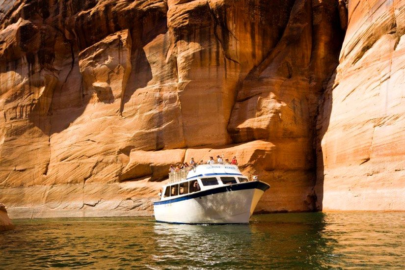 Lake Powell Resort – Tournée panoramique