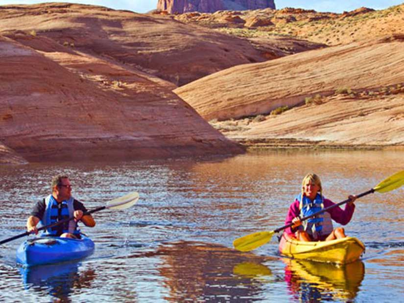 Lake Powell Resort – Kayak à proximité
