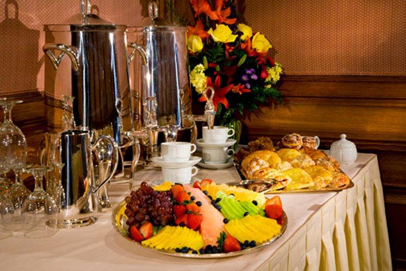 Little America Hotel - Petit déjeuner
