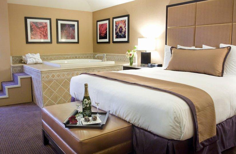 Mariposa Inn & Suites - Suite avec spa