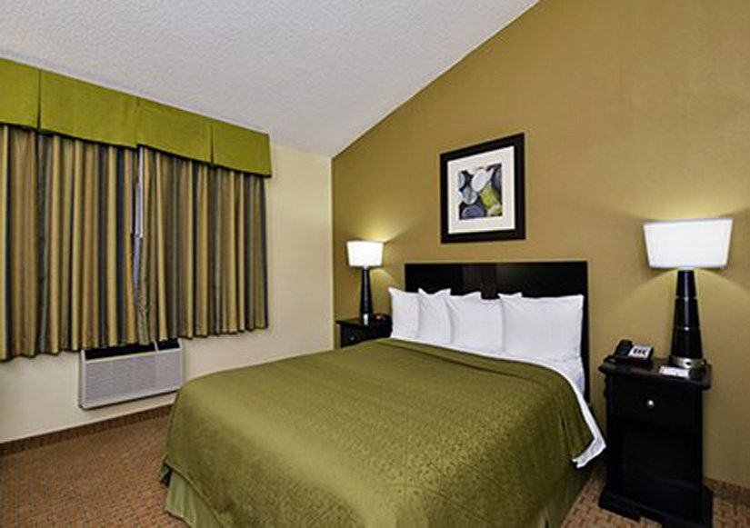 Quality Inn Navajo - Chambre queen
