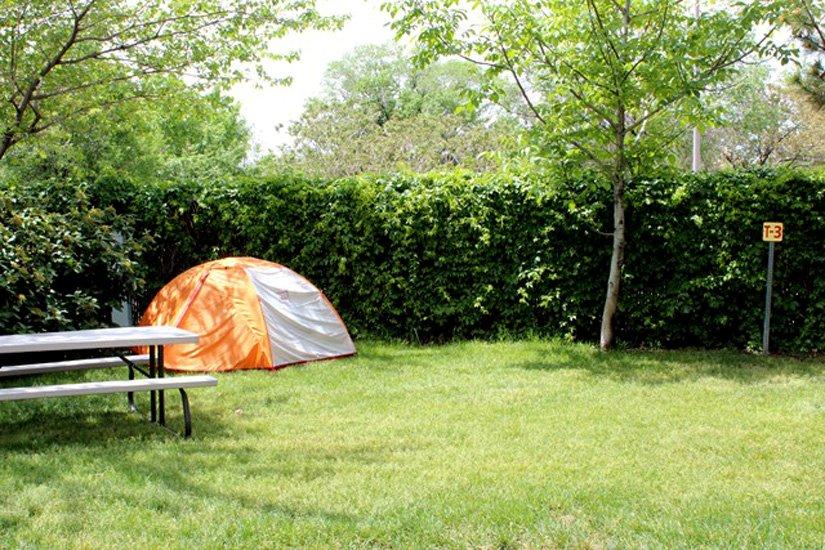 Salt Lake City Koa - Emplacement pour tente