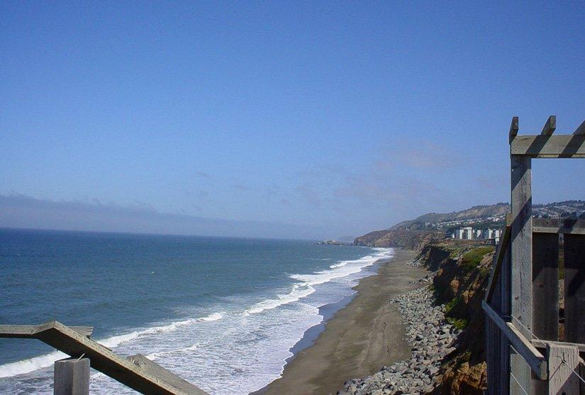 San Francisco RV Resort - Vue à partir du site