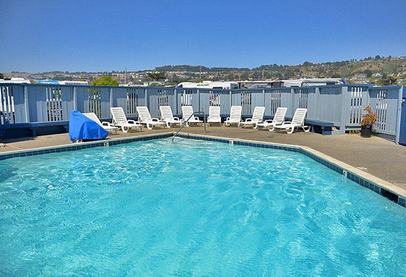 San Francisco RV Resort - Piscine