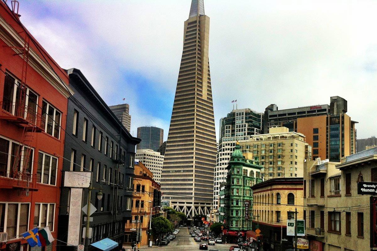 Centre-ville de San Francisco
