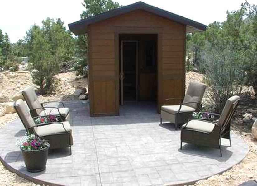 Stone Canyon Inn - Sauna