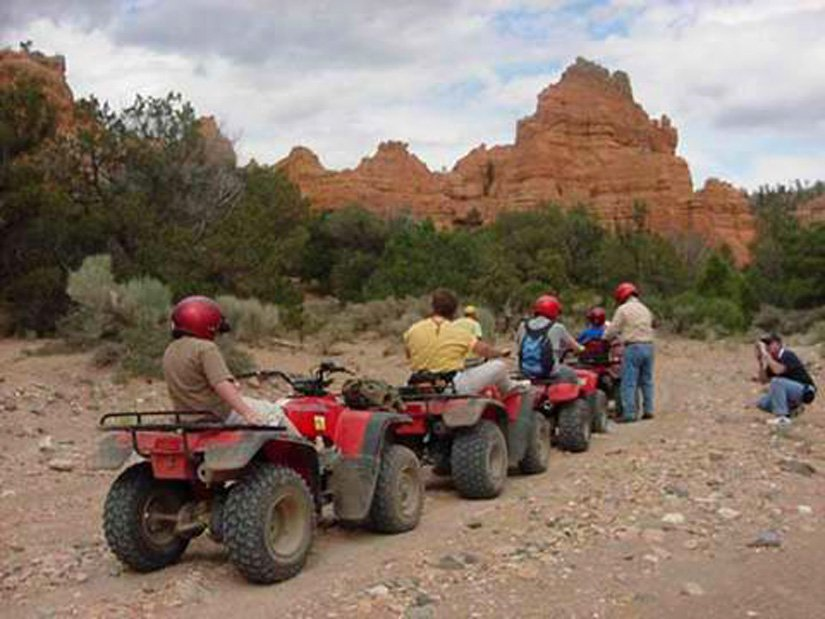 Stone Canyon Inn - Excursion en Quad