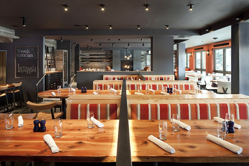 Teton Mountain Lodge - Spur Restaurant & Bar