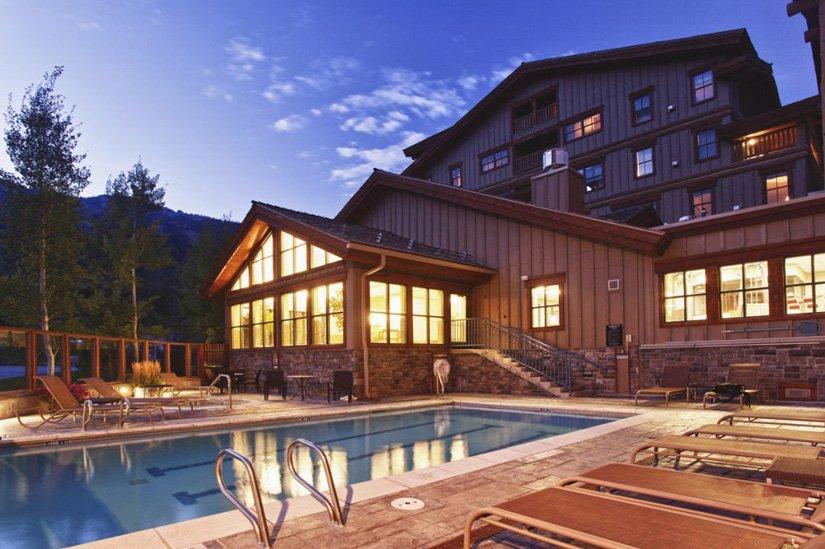Teton Mountain Lodge - Piscine