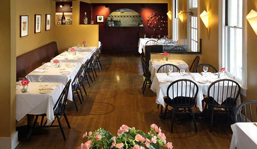 The Upham Hotel - Louie's Restaurant