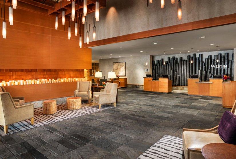 Westin Monache Resort - Lobby