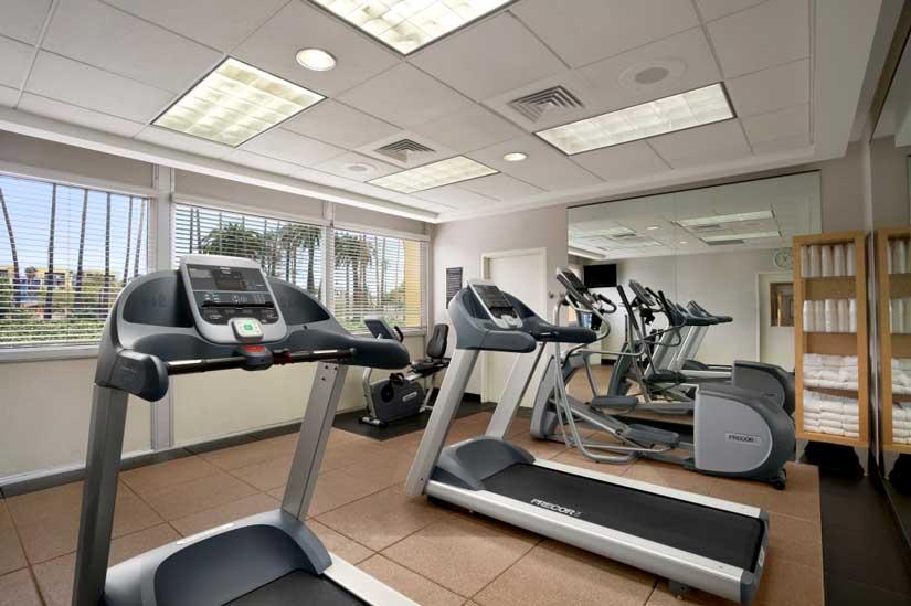 Wyndham Inn - Gym