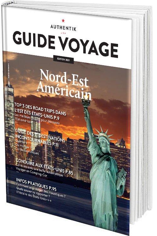 Guide voyage du nord-est des États-Unis