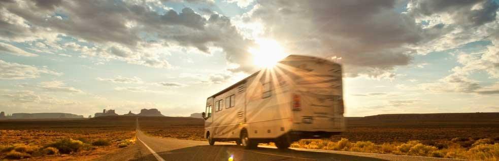 Voyage camping car usa