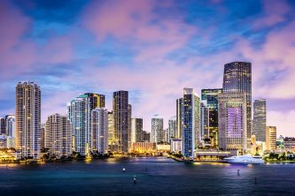 Centre-ville de Miami