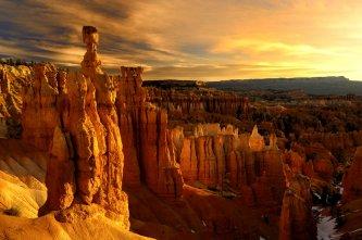 Le parc de Bryce Canyon en Utah