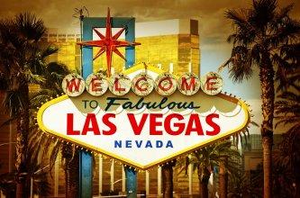 Le mythique panneau de Las Vegas