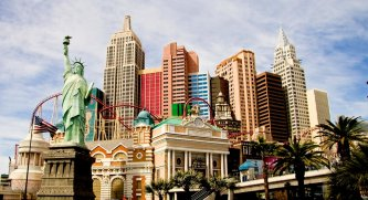 Le New-York New-York Hotel - Las Vegas