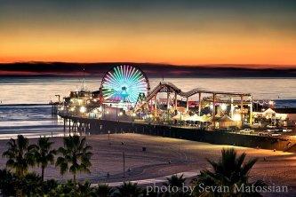 Le quai de Santa Monica