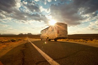 Le farwest en camping-car