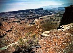 Shafer Trail Canyonlands