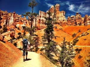 Queen's garden-Bryce Canyon National Park