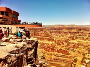 Skywalk Grand Canyon West