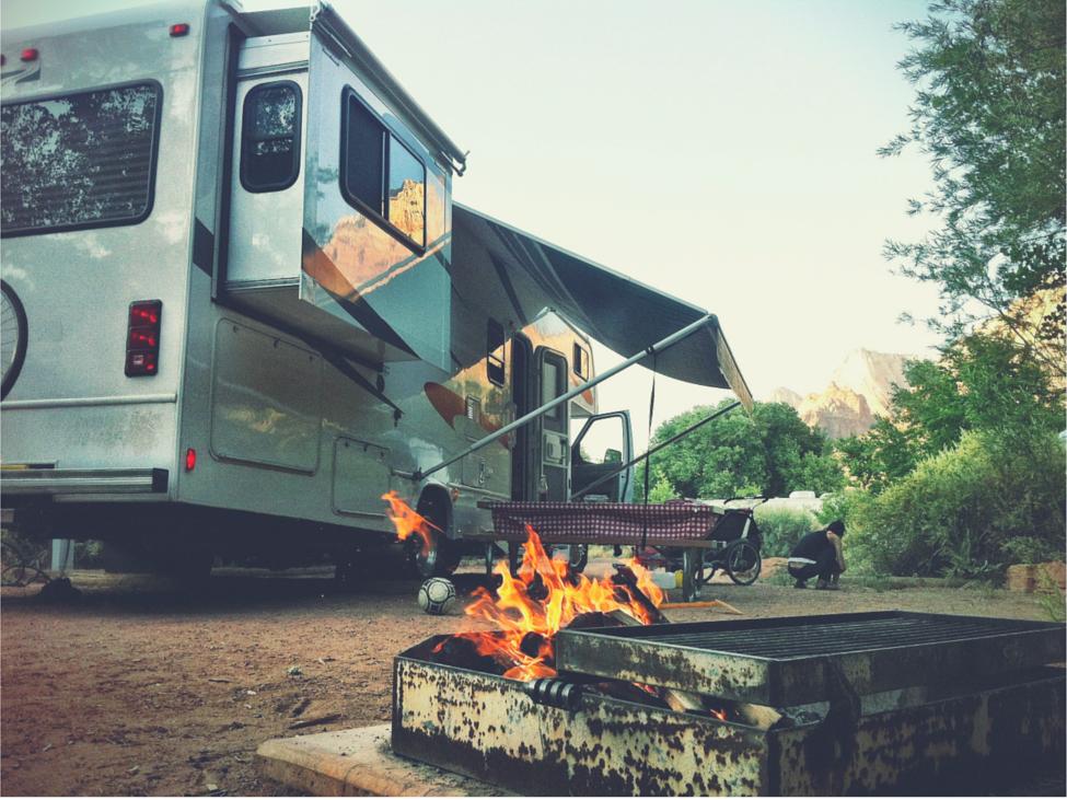 Ouest américain : Voiture ou Camping-car?