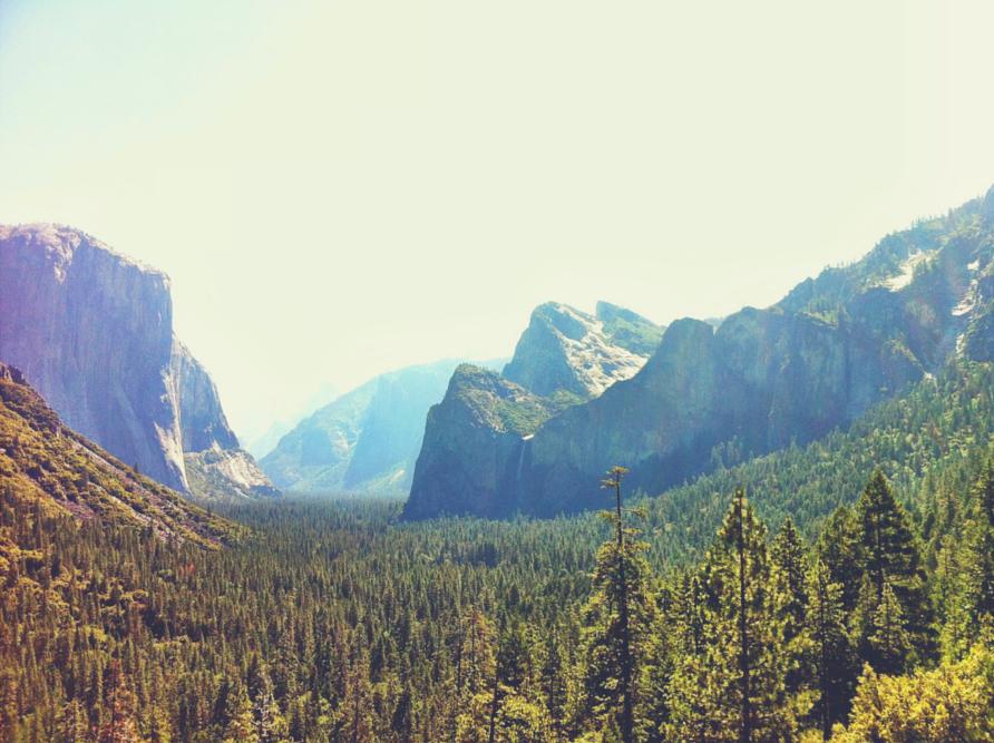 Séjour sur Yosemite : conseils et astuces