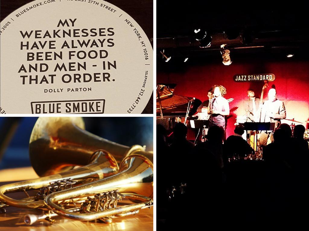 Séjour sur New York : Jazz Standard