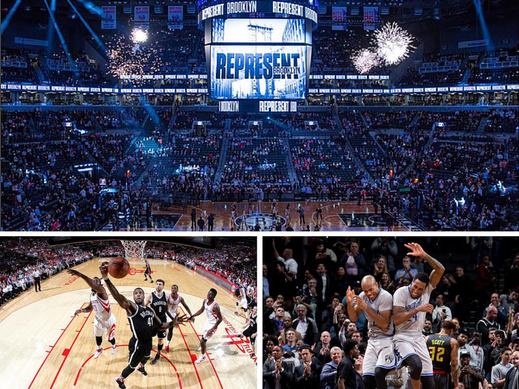 Séjour sur New York : Nets de Brooklyn