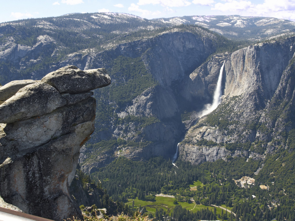 Séjour sur Yosemite : Chutes Yosemite