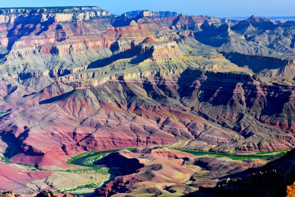 Les 5 plus beaux points de vue sur le Grand Canyon : Lipan Point