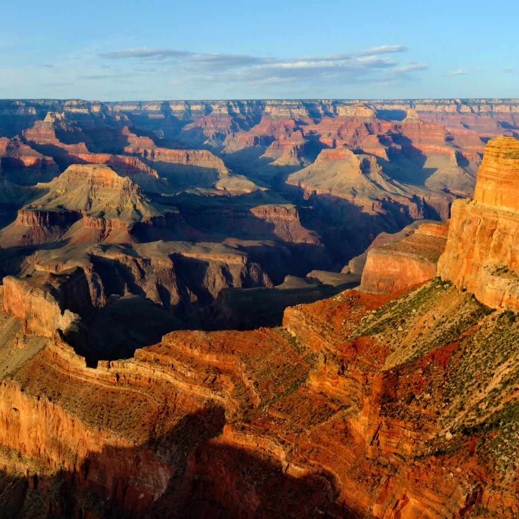 Les 5 plus beaux points de vue sur le Grand Canyon : Hopi Point