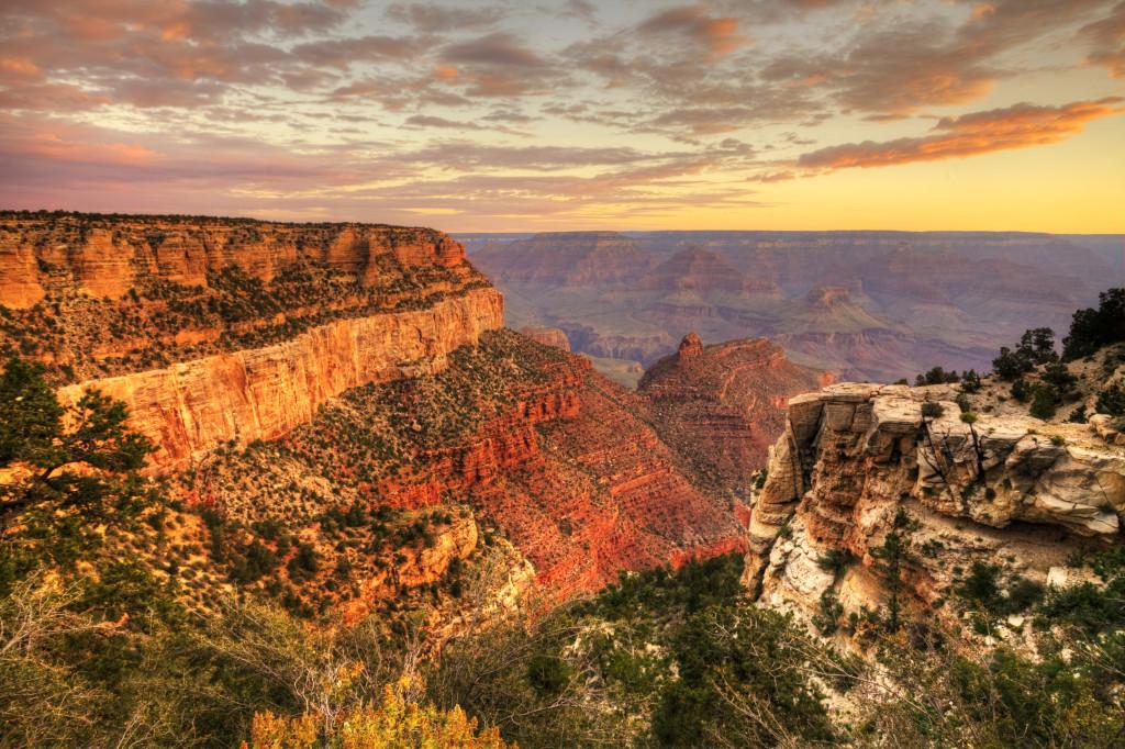 Les 5 plus beaux points de vue sur le Grand Canyon