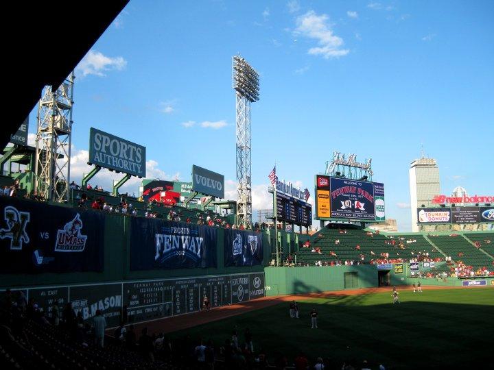 Un séjour sur Boston, typiquement américain