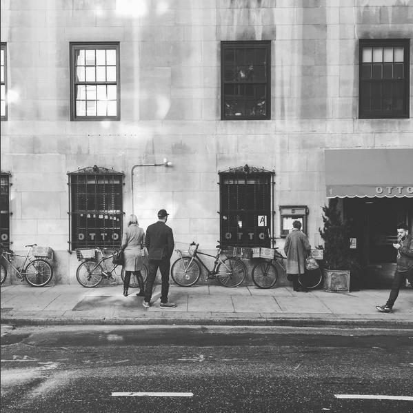 Séjour sur New York : Otto Enoteca Pizzeria