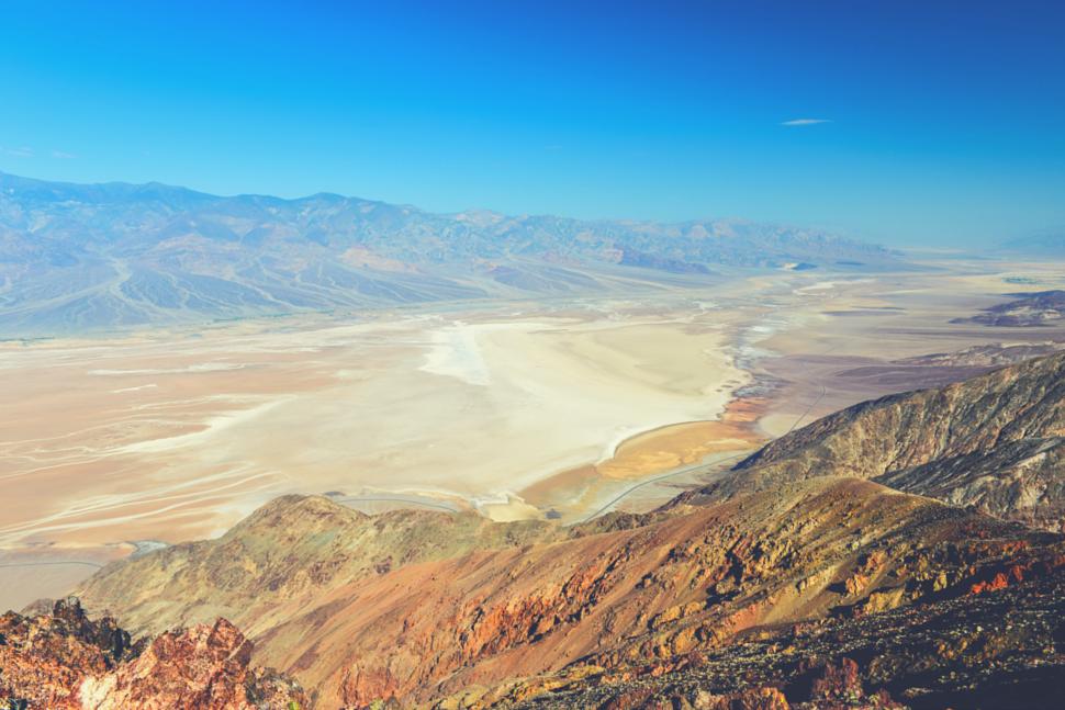 Ouest des USA : Excursion dans la Death Valley