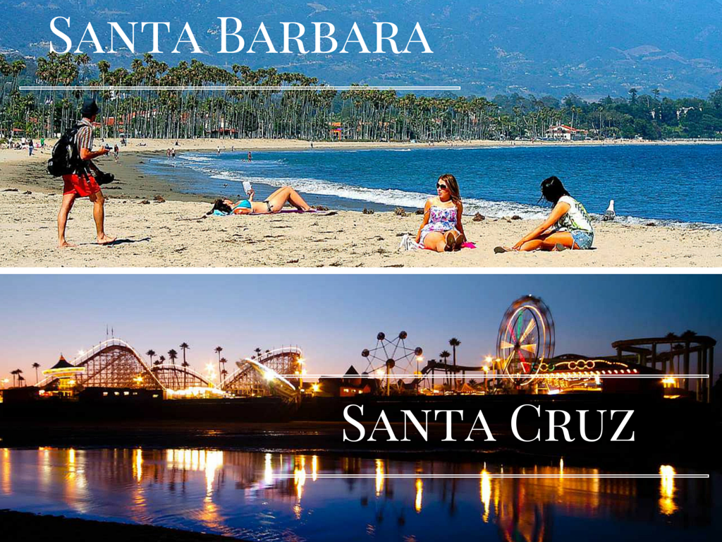 10 authentiques beach towns en Californie