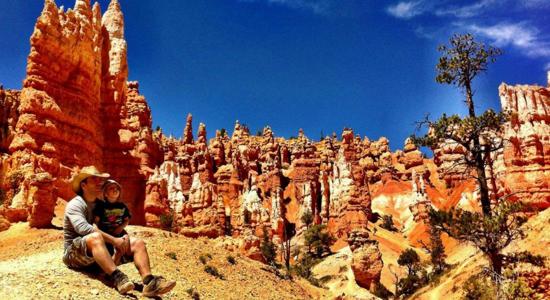 Queen's Garden - Parc national de Bryce Canyon