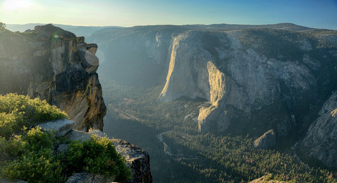 Taft Point - Parc national de Yosemite