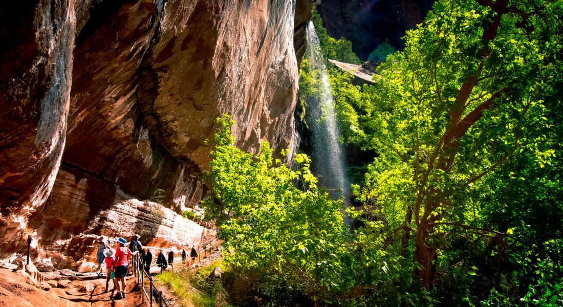 Emerald Trail - Parc national de Zion